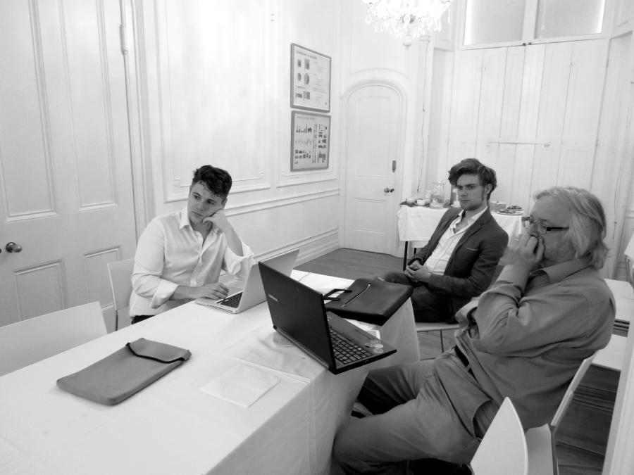 Ruaidhri Mannion, Tom Coult, Pierce Hellawell